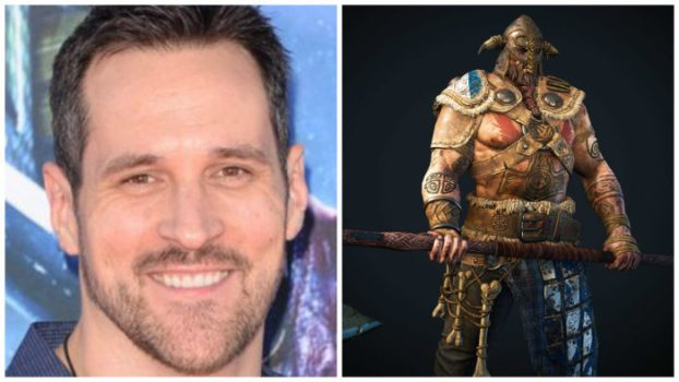 Travis Willingham - The Raider (Male)