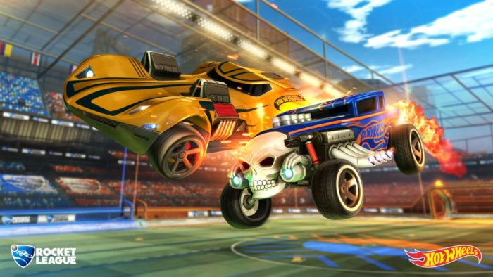 Rocket League Hot Wheels, best party games ps4, best party games on ps4, ps4 party games, party games, best party games, best ps4 party games