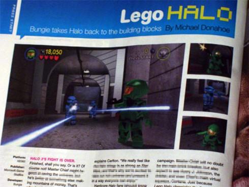 Halo LEGO