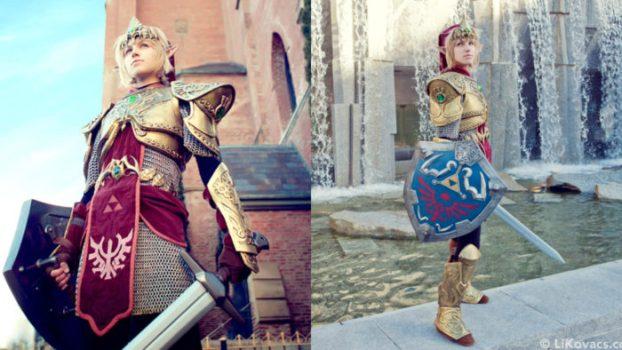 Magic Armor Link - Twilight Princess