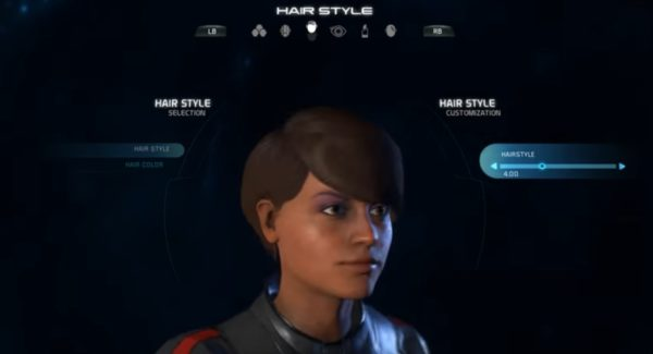 Mass Effect Andromeda Female Hairstyle 04
