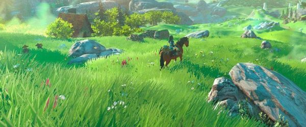 breath of the wild, zelda, horses, legend of zelda, open world, biggest, miles