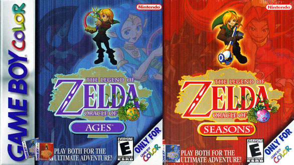 The Legend of Zelda: Oracle of Ages and Oracle of Seasons, Remake