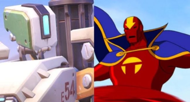 Bastion Would Be... Red Tornado