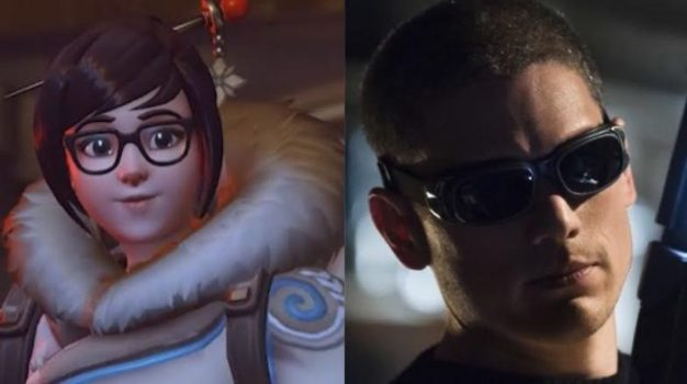 Mei Would Be... Captain Cold