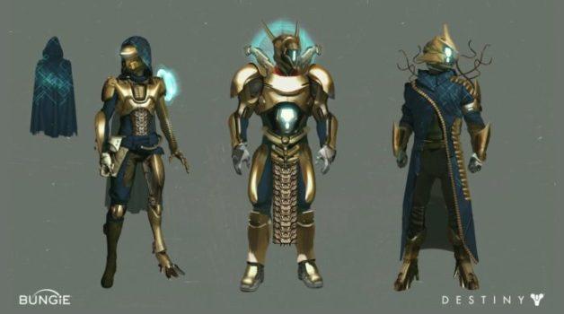Vault of Glass Armor Concept