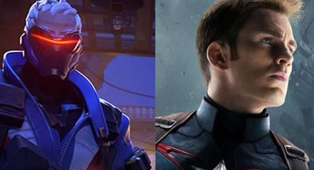 Soldier: 76 Would Be... Captain America