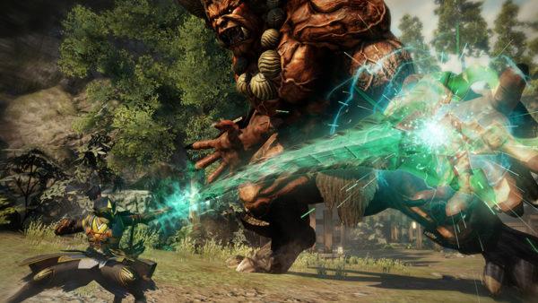 Toukiden 2 Demon Hand