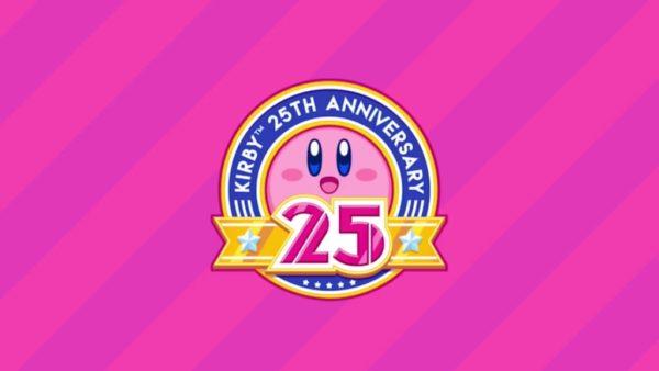 Kirby 25th Anniversary