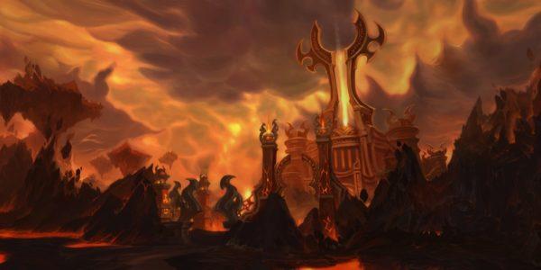 World of Warcraft, Firelands, Cataclysm