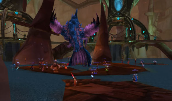 World of Warcraft, Serpent Shrine Cavern, Burning Crusade