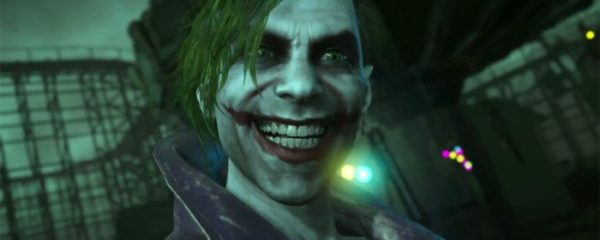 the joker, joker, injustice 2