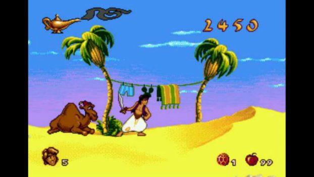 3. Aladdin (Genesis)