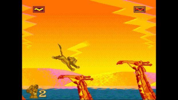 8. The Lion King (SNES/Genesis)