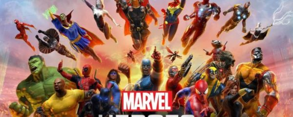 Marvel Heroes Omega