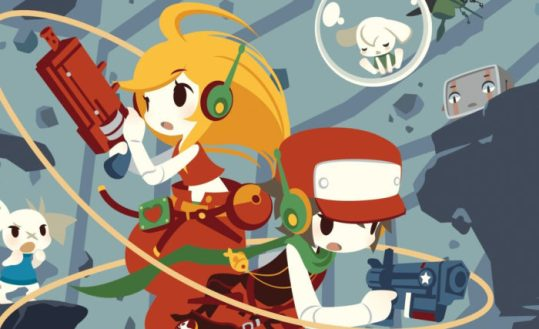 cave story, the messenger