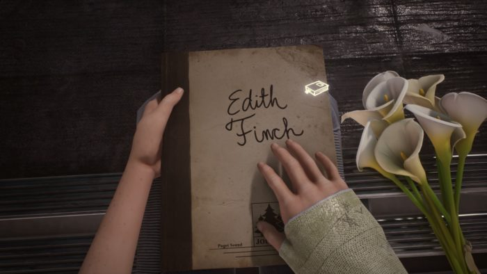 What Remains of Edith Finch ending