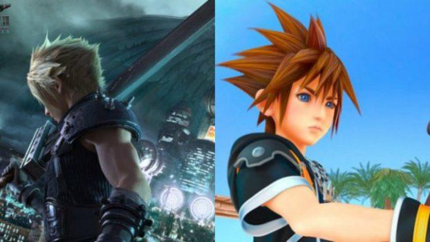 Final Fantasy VII Remake/Kingdom Hearts III