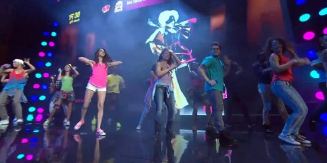 Ubisoft Kicks Things Off With a Corny Dance Performance
