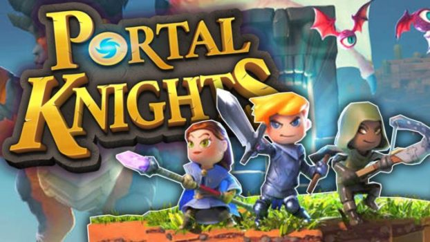 Portal Knights (PS4) - January 2019