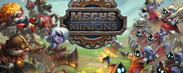 Riot Games Mechs vs Minions