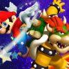Mario bosses, bowser, boss, galaxy
