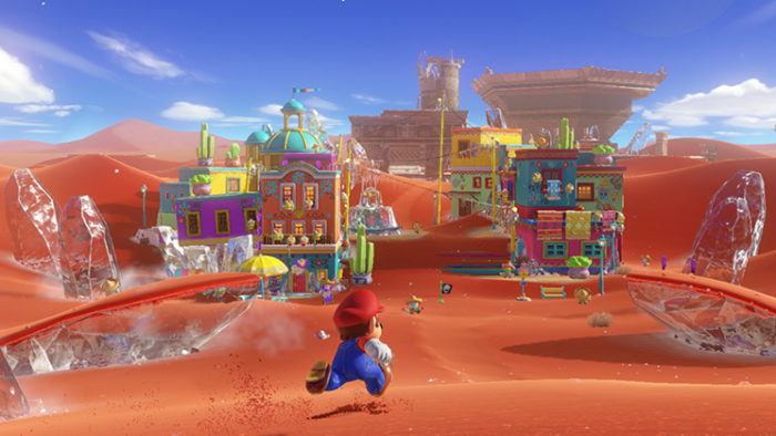 Super Mario Odyssey Is the Followup to Sunshine We've Been
