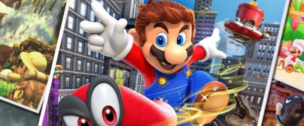 best single player nintendo switch games, nintendo switch, best, single player, Super Mario Odyssey