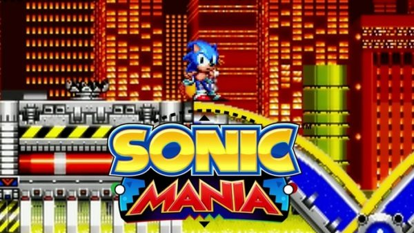 Sonic Mania, chemical plant