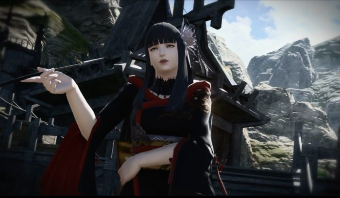 final fantasy, final fantasy online, stormblood, launch trailer, final fantasy XIV