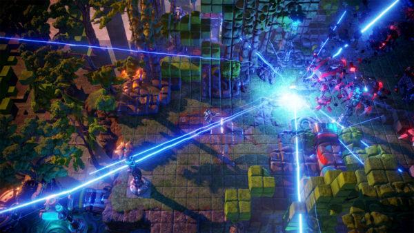 nex machina screenshot