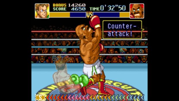 SUPER PUNCH-OUT!!!