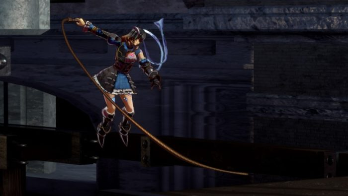 whip, bloodstained, bloodstained: ritual of the night, e3 2017, demo
