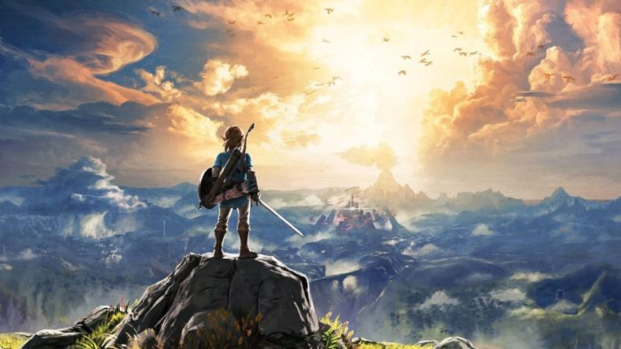 The Legend of Zelda Breath of the Wild Sequel, Nintendo Switch