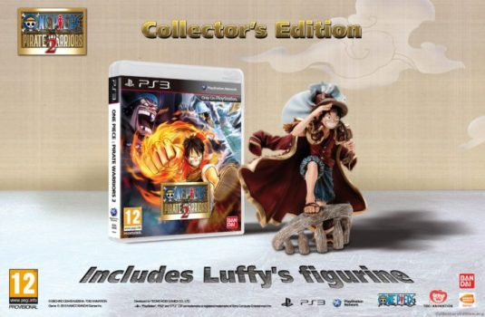 One Piece: Pirate Warriors 2 Collector's Edition