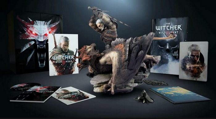 Collector's Edition The Witcher 3
