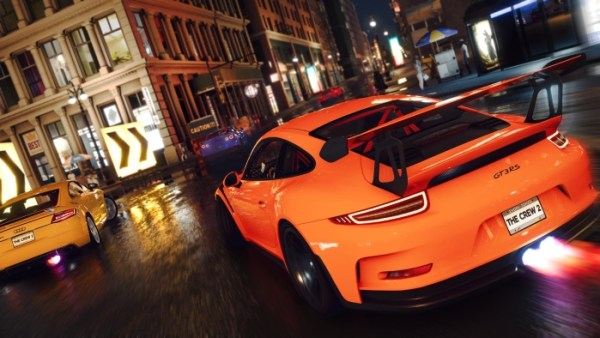 The Crew 2, Ubisoft