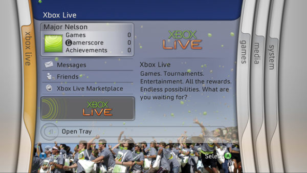 Here's How the Xbox Dashboard Has Evolved Over the Years