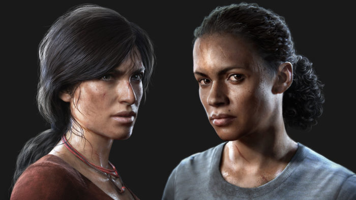 Nadine Ross Almost Wasn T In Uncharted The Lost Legacy