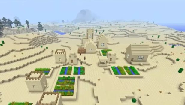 Desert Utopia - Seed #2827392739