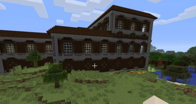 Pumpkin Mansion - Seed # -7606608105783758780