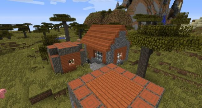 10 Villages - Seed # -741878614836475791
