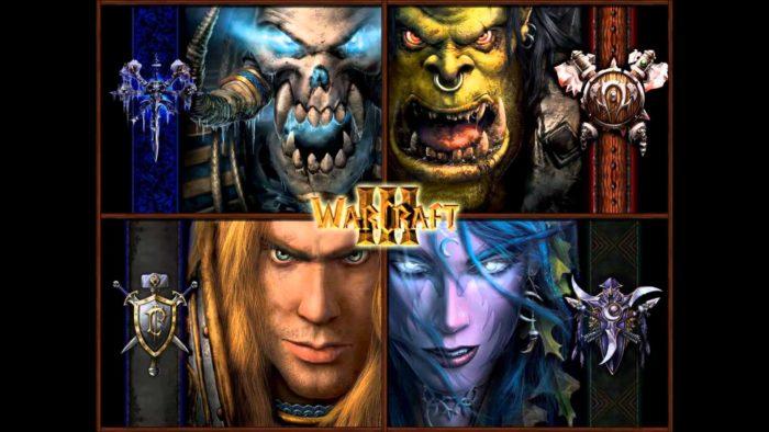 Warcraft 3 races
