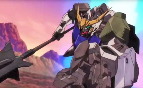 Gundam Barbatos - Gundam: Iron-Blooded Orphans