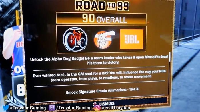 NBA 2K18 GM