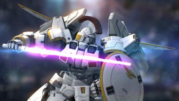Tallgeese - Mobile Suit Gundam Wing