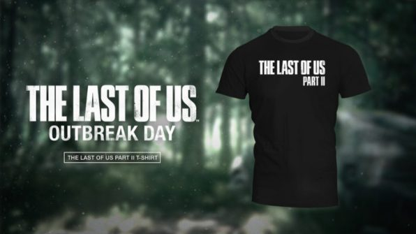 The Last of Us Part II T-shirt