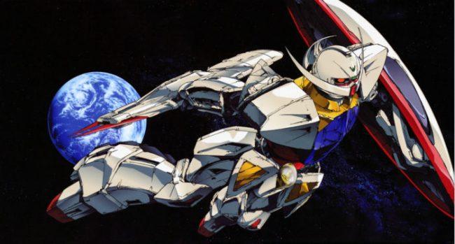 Turn A Gundam - Mobile Suit Turn A Gundam