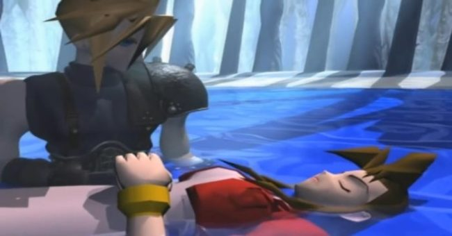 2.) Final Fantasy VII — 9.72 million