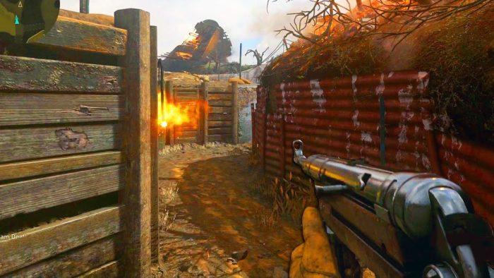 Call of Duty: WW2 MP40 SMG